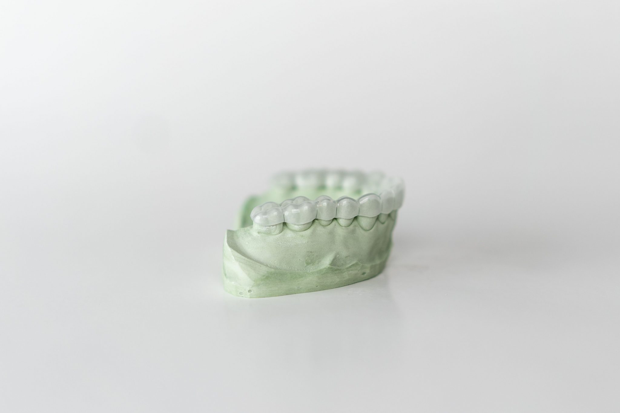 sentinel soft dental night guard side view 4