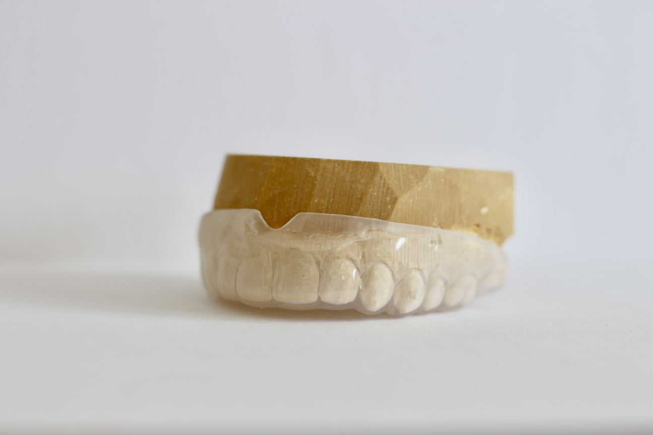 sentinel clear mouth guard custom